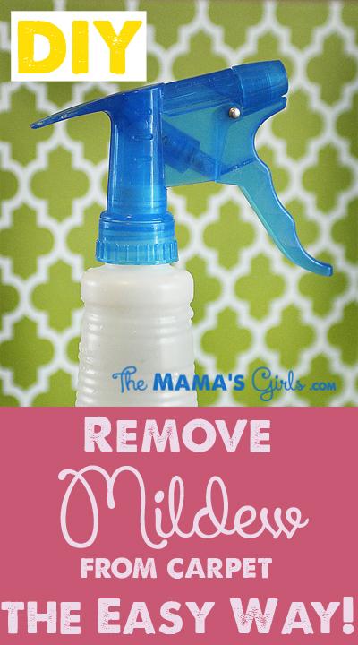 2 Easy Methods for Removing Mildew Odor From Carpet