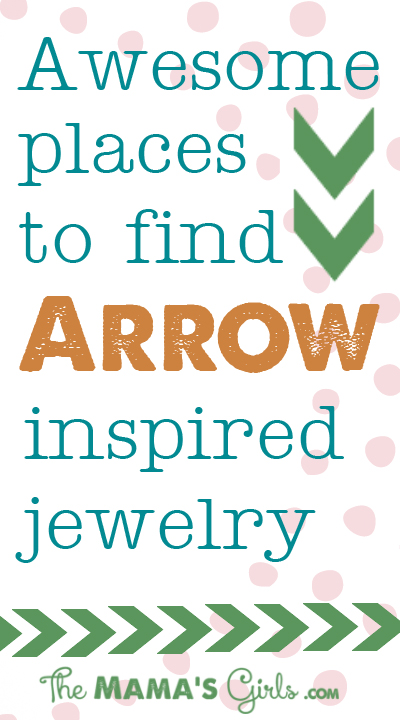 12 Cheap Arrow Inspired Jewelry
