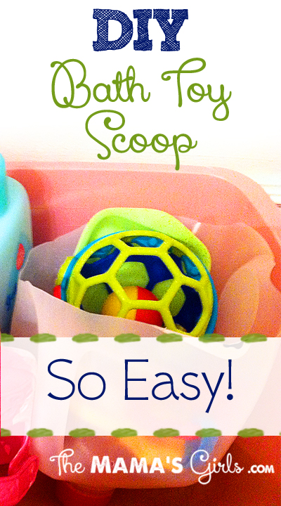 The Bath Tub Scoop DIY