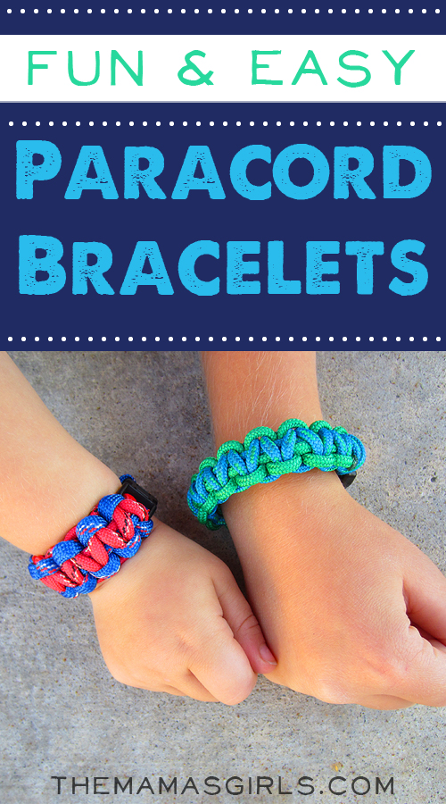 Fun and Easy Paracord Bracelets for Kids