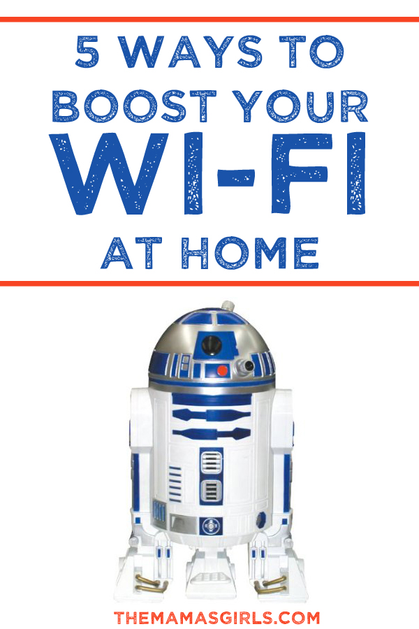 5 Ways To Boost Your Wi-Fi at Home