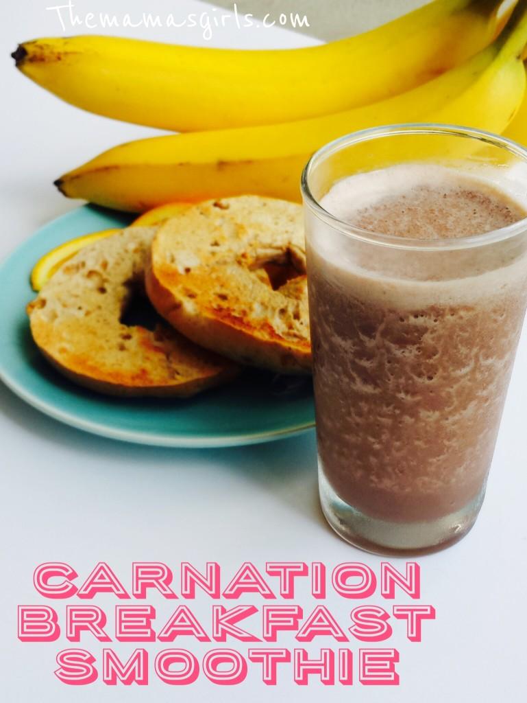 Carnation Breakfast Smoothie