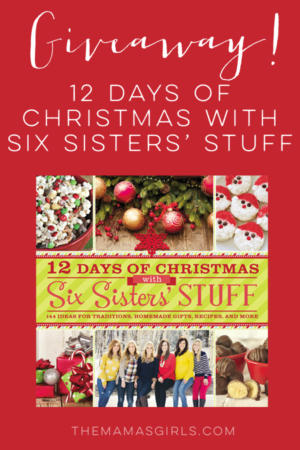 Giveaway – Six Sisters' Stuff Book