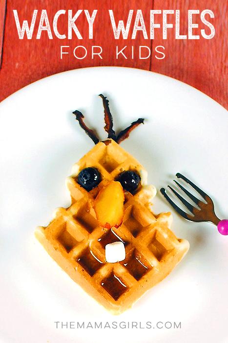 Wacky Waffles for Kids