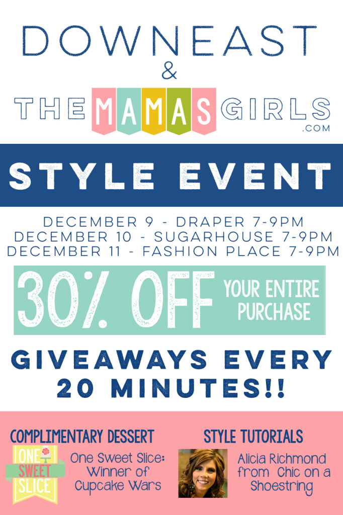 The Mama's Girls Downeast Basic Event