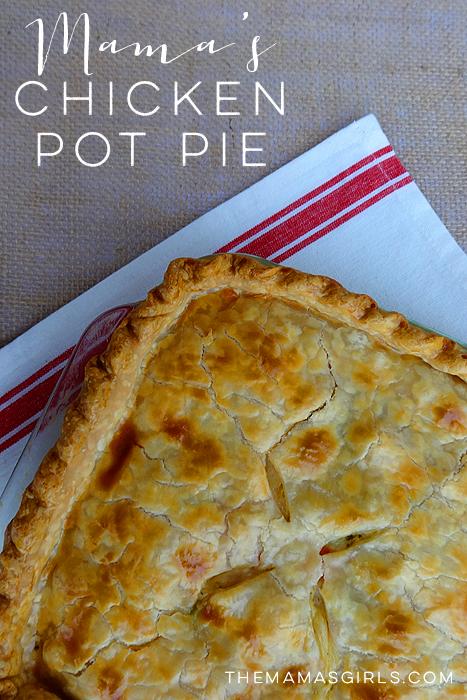 Mama's Chicken Pot Pie