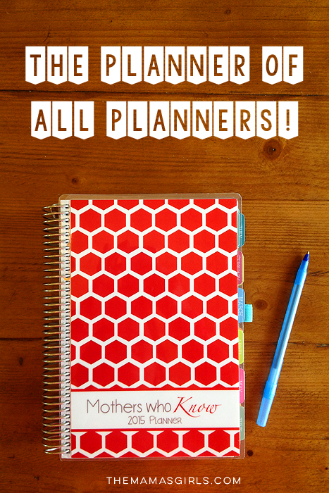 2015 Mormon Mom Planner Review & GIVEAWAY