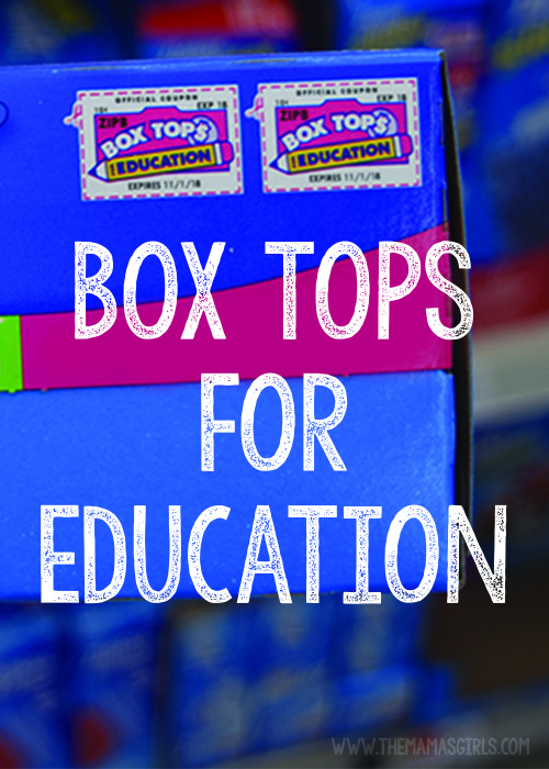 Do people really use Box Tops for Education?