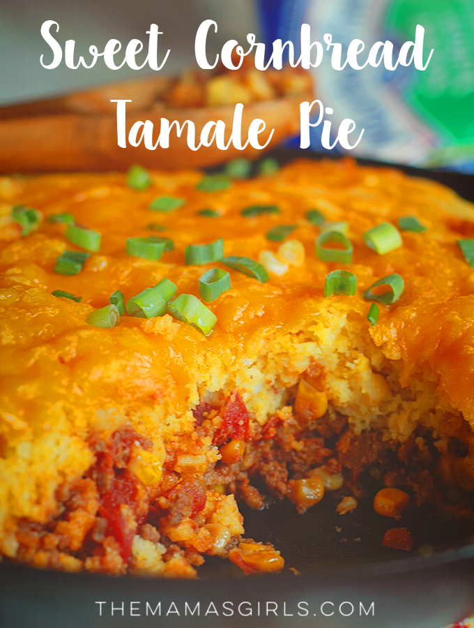 Martha White's Sweet Cornbread Tamale Pie