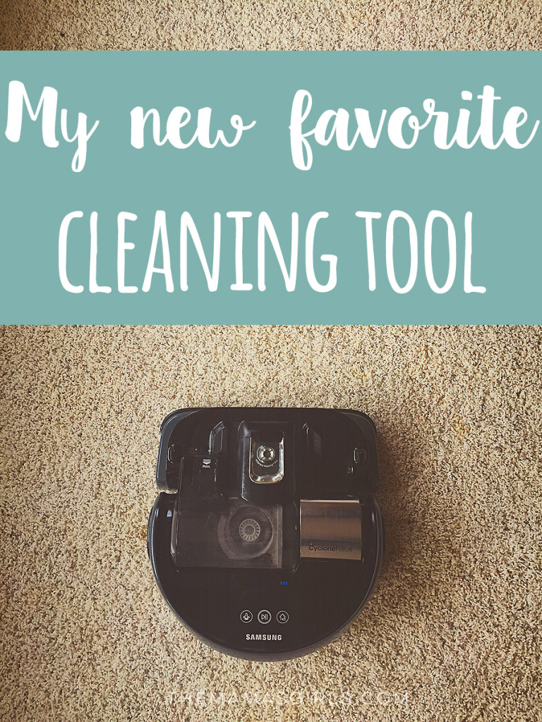 My New Favorite Cleaning Tool