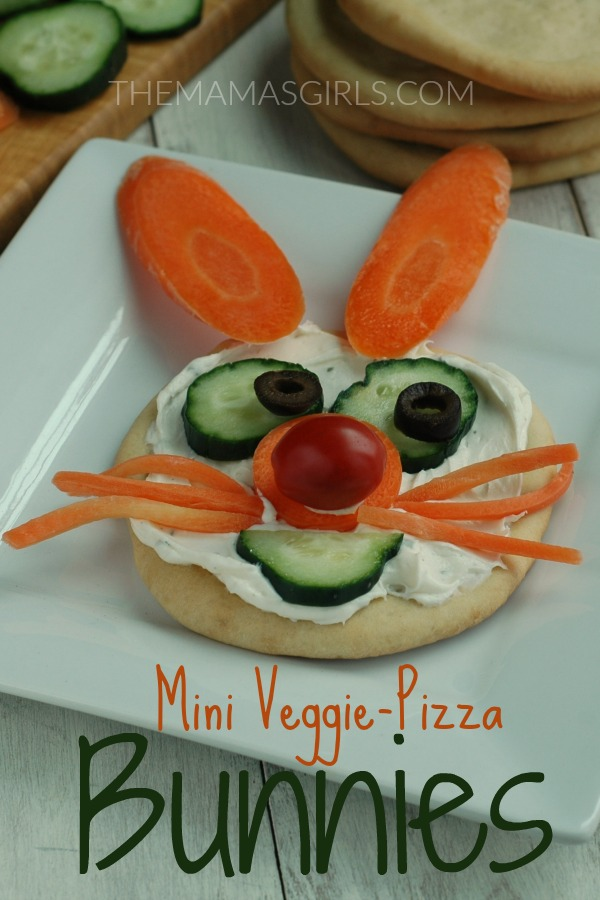 Veggie Pizza Bunnies