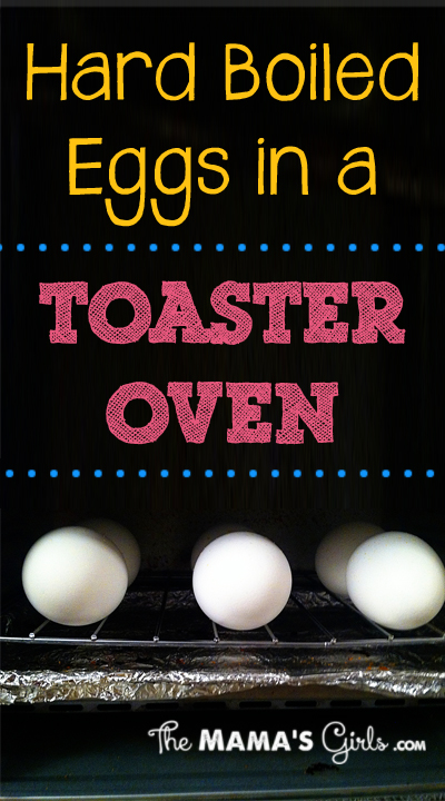 Hard-Toasted Eggs