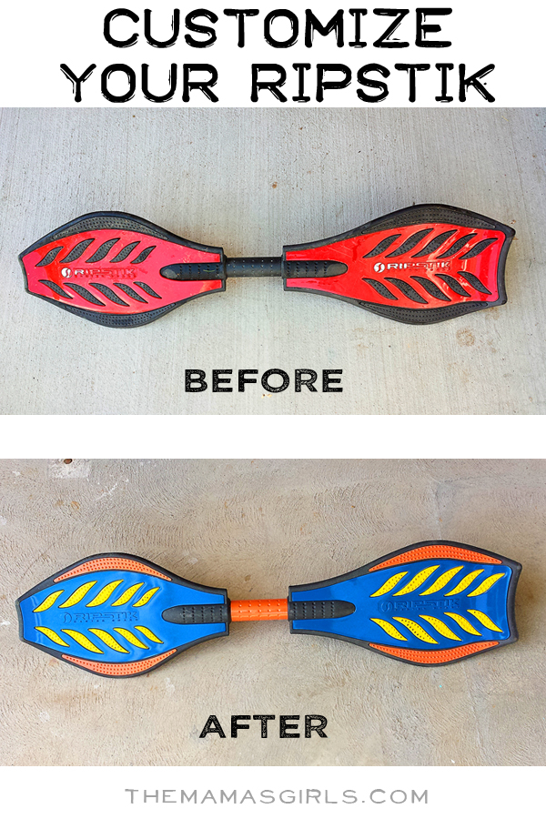 Customize your Ripstik