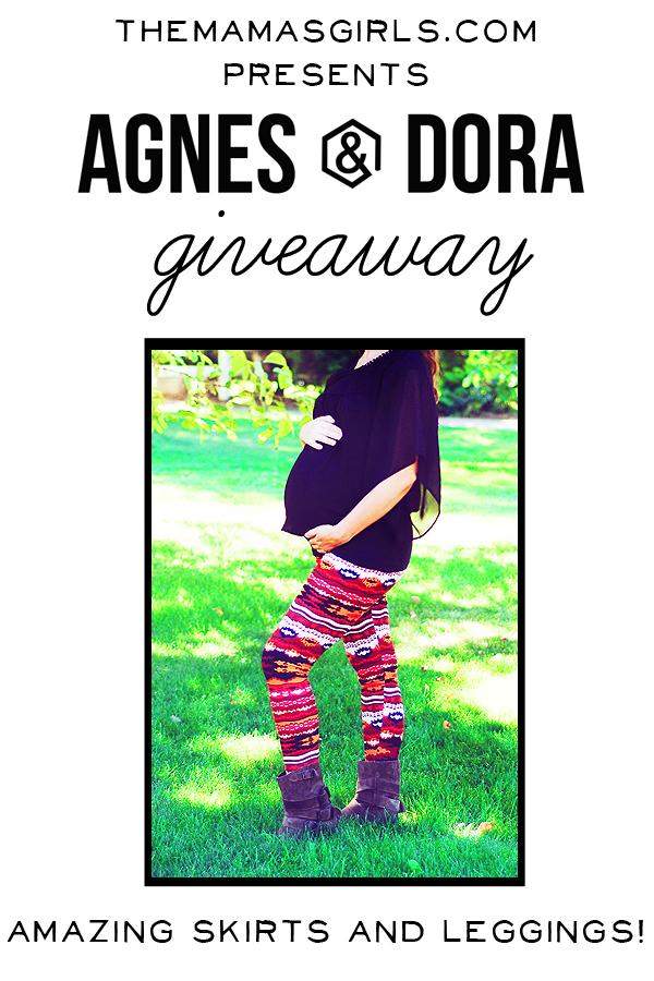 Agnes & Dora Giveaway