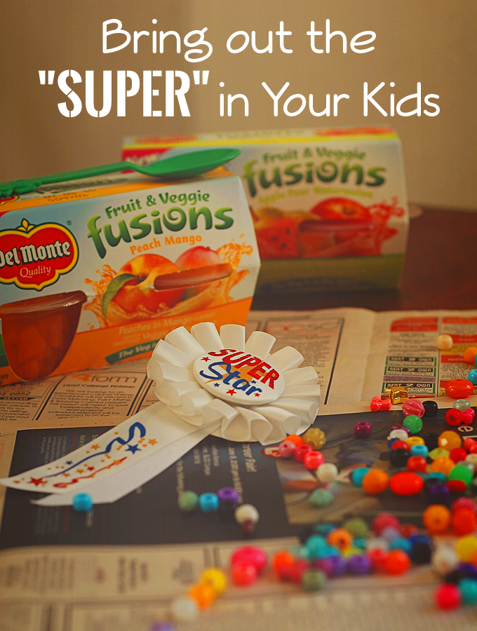 """Bring out the """"Super"""" in Your Kids"""