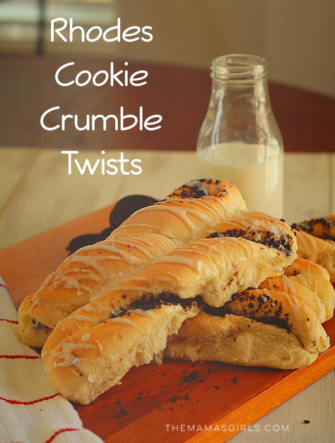 Cookie Crumble Twists
