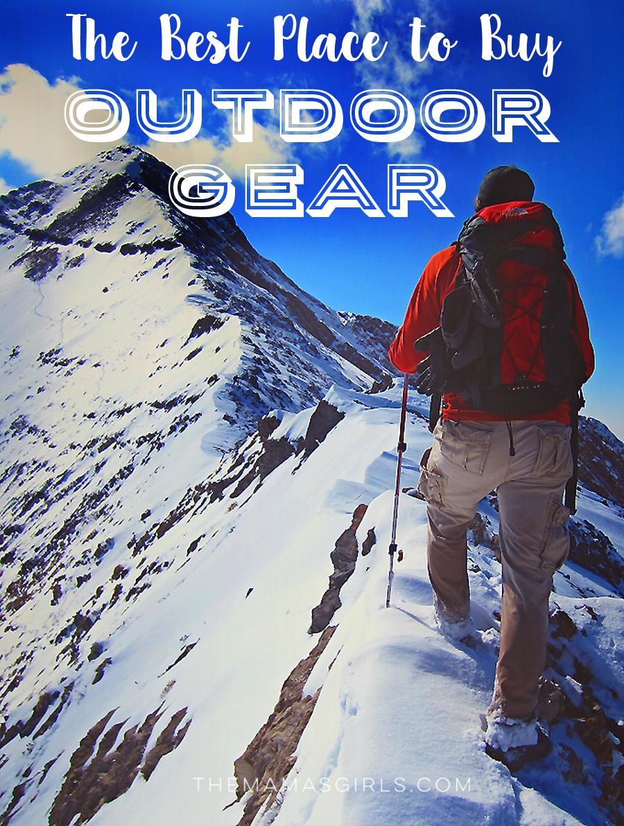 The Best Place to Buy Outdoor Gear