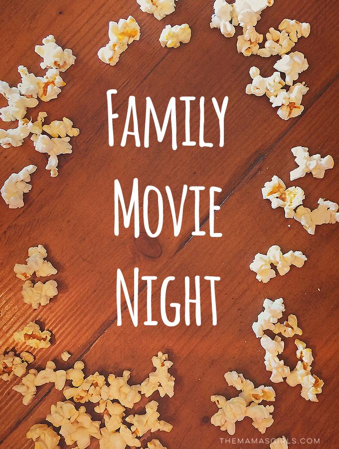 Friday Night Movie Night
