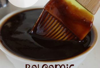 Homemade Balsamic BBQ Sauce
