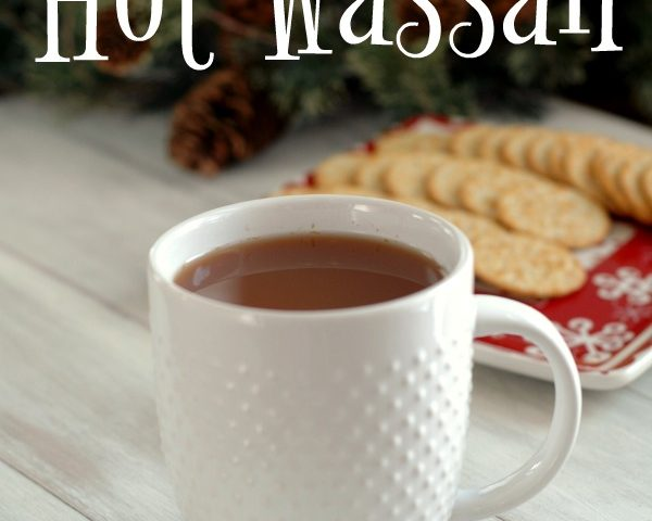 Holiday Hot Wassail